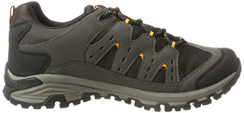 Orange Shoes Hiking Grey Bruetting Anthrazit Adults' Rise Mount Unisex High Evans Anthrazit Low Orange S wZz7wqg