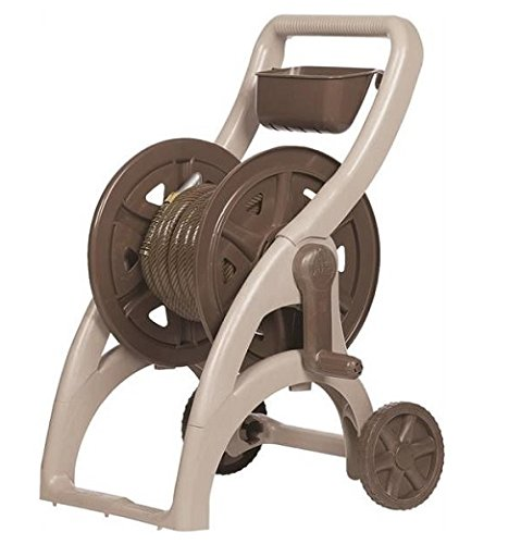 Home Hose Depot Reel (NeverLeak Poly Hose Cart with 225-Foot Capacity - 2418800)