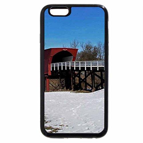 iPhone 6S / iPhone 6 Case (Black) Roseman Bridge