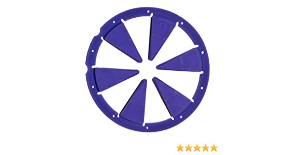 Exalt Paintball Rotor Feedgate Purple