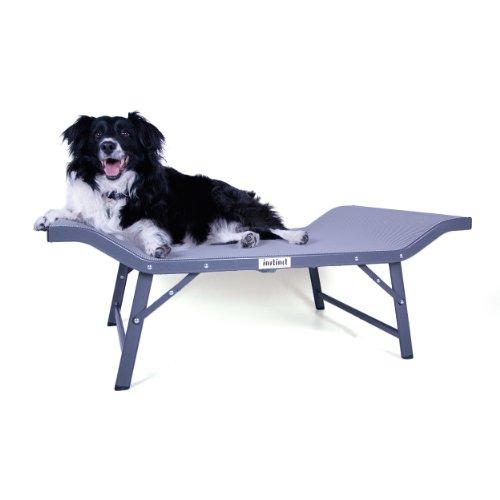 Kyjen Instinct Air Flow Bed, Medium, Gray, My Pet Supplies