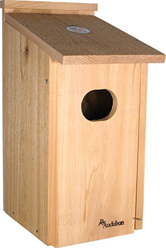 WOOD DUCK CEDAR NESTBOX - 14.75X11X23 IN (Wood Duck Nest)
