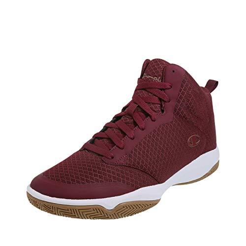 Champion Maroon Men's Inferno Basketball Shoes 6 Regular