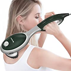 Percussion Back Massager with Heat