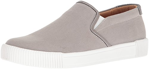 Michael Bastian Men's Lyons Slip-On Sneaker, Light Grey, 12 M US from Michael Bastian