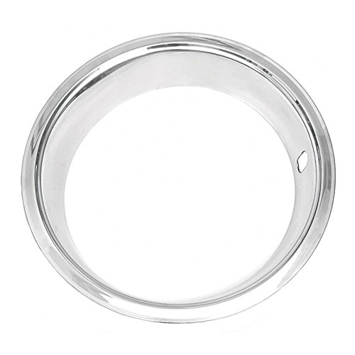 Eckler's Premier Quality Products 33144901 Camaro Rally Wheel Trim Ring Set 14 x 7 81