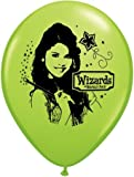 Wizards of Waverly Place Balloons - package of 6