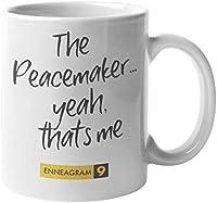 N\A Eneagrama Tipo 9 - Taza de café y té: El pacificador. Sí
