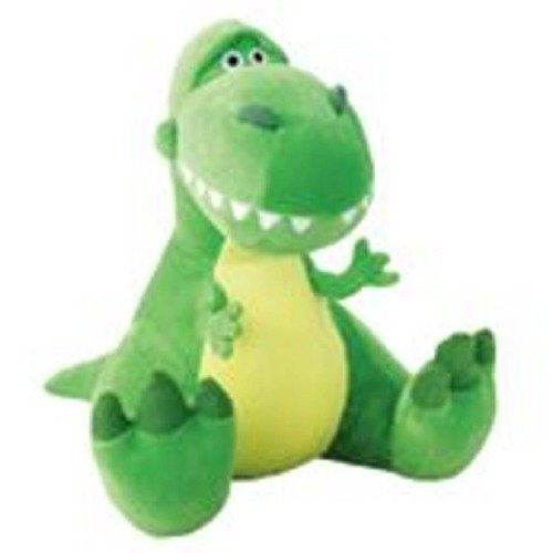 Amazon Com Rex Plush Toy Story Plush Figure Toys Games