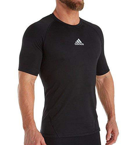 adidas Alphaskin Compression T-Shirt (842T) M/Black ()