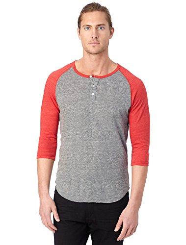 Cotton 3/4 Sleeve Raglan - 6