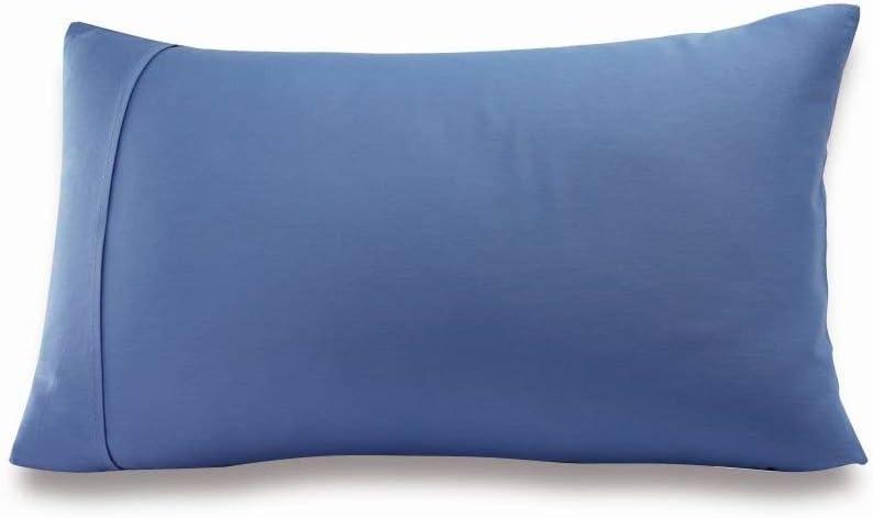 Greenbuds Organic Cotton Kids Pillow Cover Blue