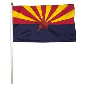 Nosotros bandera tienda bandera de Arizona, 12por 18pulgadas