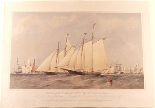 Anglo-American Atlantic yacht race of 1870