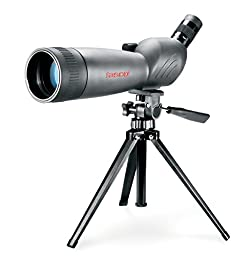 Tasco World Class 20-60x 80mm 45-Degree EP Spotting Scope with Tripod