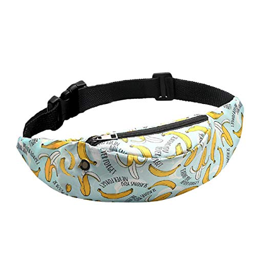 Barlingrock Women Colorful Waist Bag Waterproof Travel for sale  Delivered anywhere in Canada