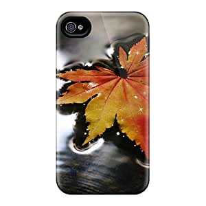 SashaankLobo DkX44270lMaj Cases For Iphone 6 With Nice Sparkling Fall Leaf Appearance