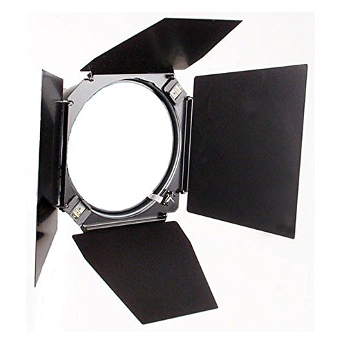 Hensel 4-Wing Barn Door for 9 Inch Reflector by Hensel