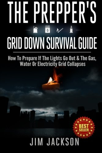 The Prepper's Grid Down Survival Guide: How To Prepare If The Lights Go Out & The Gas, Water Or Electricity Grid Collapses