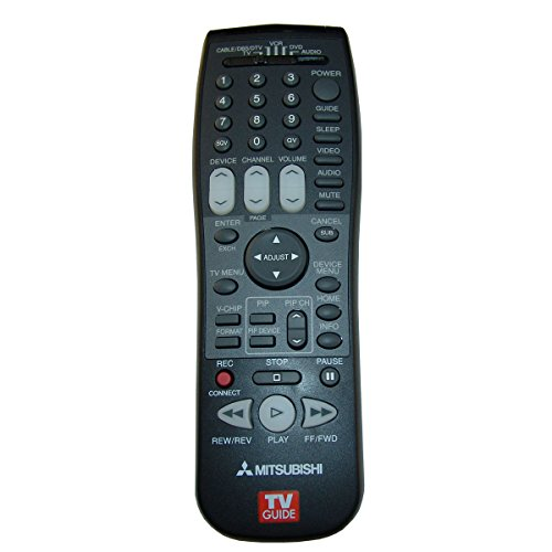 remote for mitsubishi tv - 5