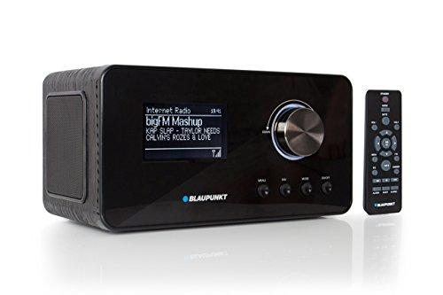 Blaupunkt IRD 30 internetradio, DAB+-radio, digitale radio met wekker, WLAN-keukenradio, digitale radio als badradio…