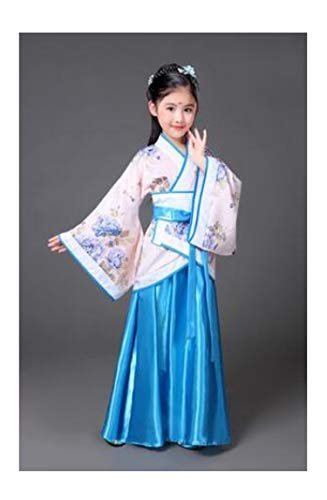 Children Beautiful Dance Costume Princess Dress Fairy Clothing