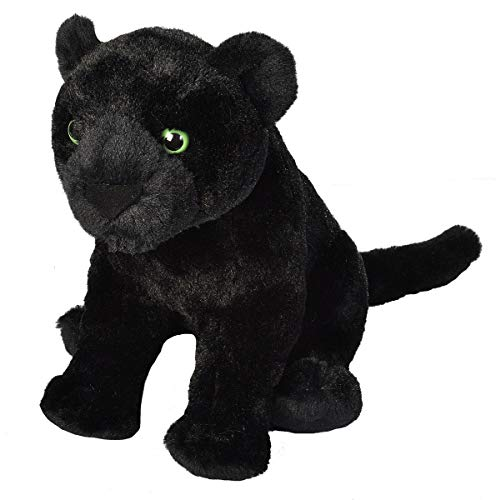 Wild Republic Black Jaguar Plush, Stuffed Animal, Plush, used for sale  Delivered anywhere in Canada