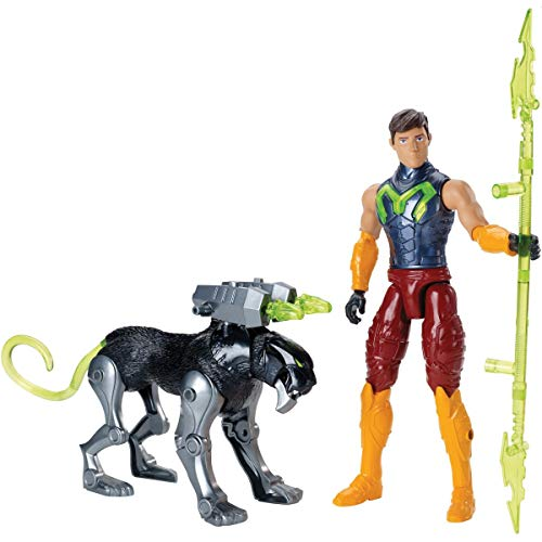 Max Steel e Pantera, Mattel