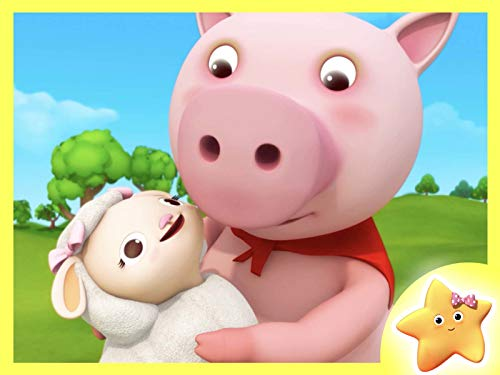 Little Bo Peep by Little Baby Bum - Educational Songs for Kids