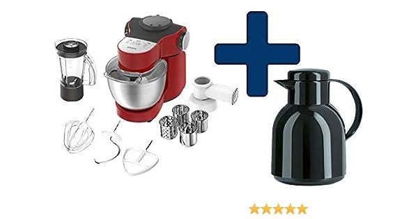 Krups KA 2535 Master Perfect Plus - Robot de cocina, incluye Emsa ...