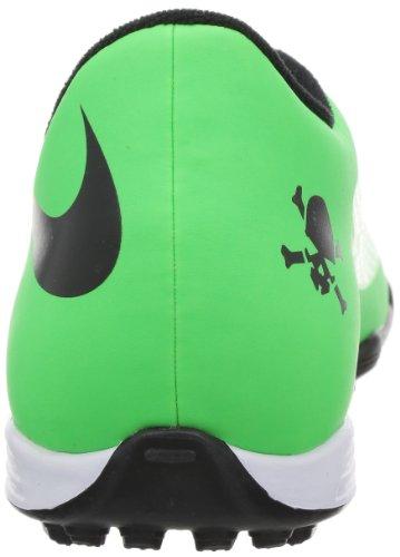 Nike Hyper Venom phade TF, hombre Botas de fútbol para Green