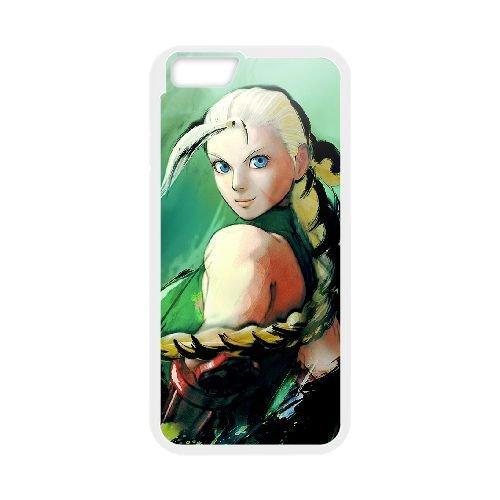 Street Fighter Iv 4 coque iPhone 6 4.7 Inch cellulaire cas coque de téléphone cas blanche couverture de téléphone portable EEECBCAAN02517