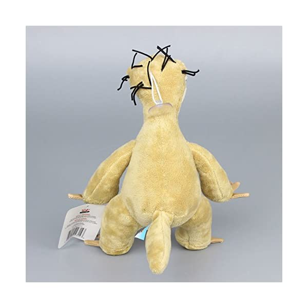 Ice Age 4 Sid The Sloth 9 Inch Toddler Stuffed Plush Kids Toys -