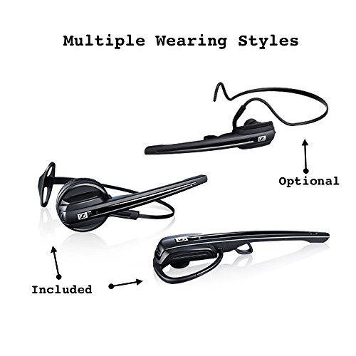 Yealink Compatible Sennheiser D10 with Yealink EHS Adapter Included | Compatible Models: T48S, T48G, T46S, T46G, T42S, T42G, T41S, T41P, T40P, T40G, T29G, T27P, T27G by Global Teck Worldwide (Image #4)