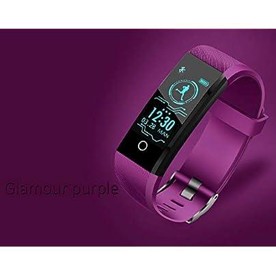 DMMDHR New Smart Watch Men smart wristband Fitness Tracker Heart Rate Blood Pressure Monitor Sport Smart bracelet Estimated Price £40.20 -
