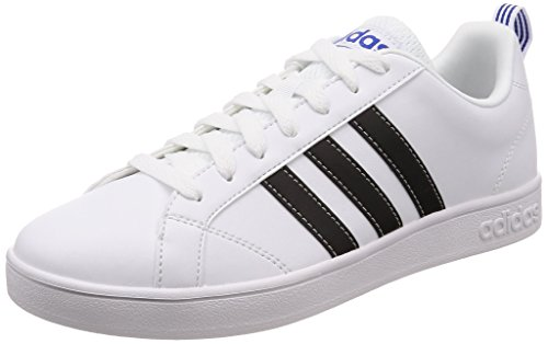 Adidas VS Advantage F99256, Tenis para Hombre, Color Blanco, Talla 28