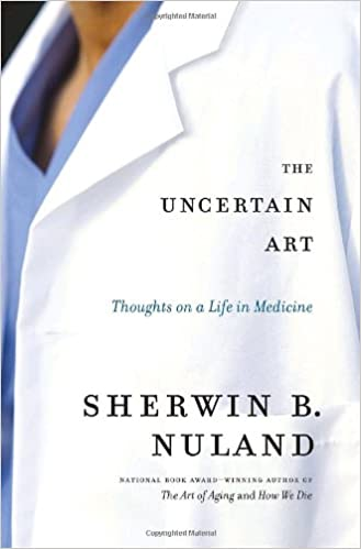Amazon Fr The Uncertain Art Thoughts On A Life In