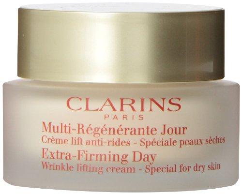 Clarins Extra Firming Day Wrinkle Lifting Cream Dry Skin - 1.7 Ounce (Facial Thyme Cream)