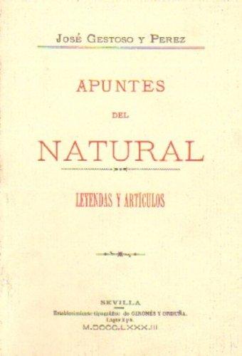 Natural Del Apuntes (Apuntes del natural. Leyendas y artículos.)