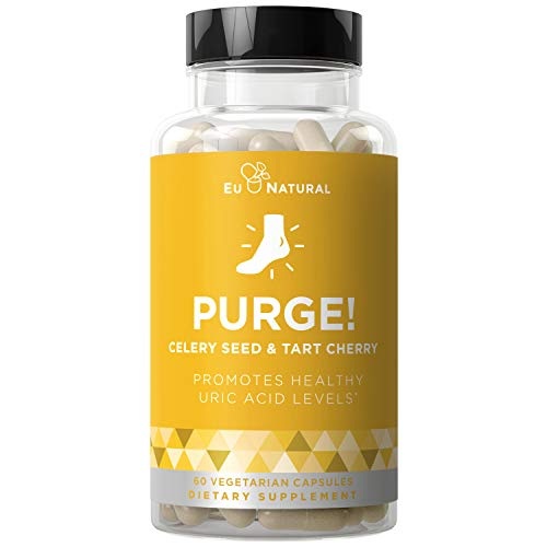 Purchase Purge! Uric Acid Cleanse & Joint Support - Ready to Eat & Drink What You Want? - Active Mob...