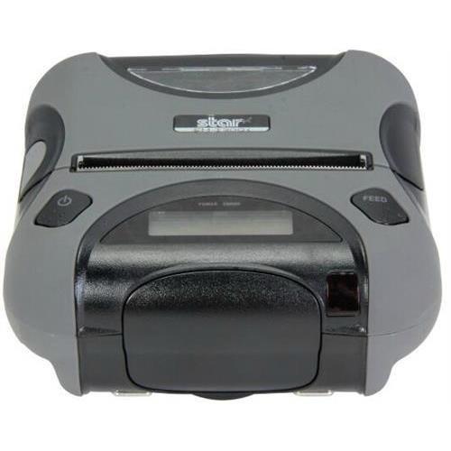 Star Micronics 39631810 SM-T300I-DB50 Direct Thermal Printer - Monochrome - Desktop - Receipt Print - 2.83'' Print Width - 2.95 in/s Mono - 203 dpi - Bluetooth - Serial - Battery Included - LCD