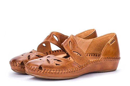 Leather Pikolinos Vallarta 0518 Brandy Puerto Womens 655 Shoes ccv7BT