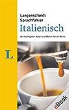 Langenscheidt  Sprachführer Italienisch: Die wichtigsten Sätze und Wörter für die Reise