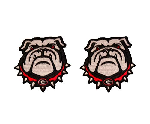 large bulldog patch - 3