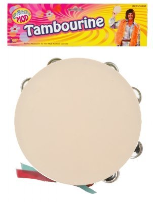 Forum Novelties Tambourine Standard]()