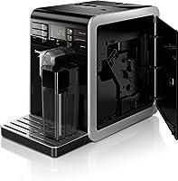Saeco Moltio HD8769 - Cafetera (Independiente, Negro, De plástico, 230 V, 50 Hz, 256 mm)