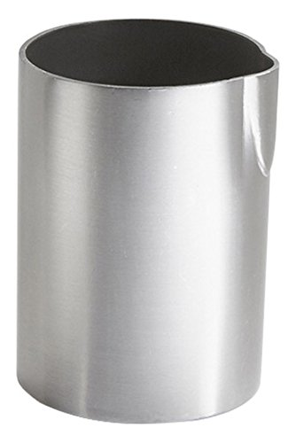 American Metalcraft Stainless Steel Creamer (American Metalcraft SCM2 American Metalcraft SCM2 Creamer, Satin Finish, Stainless Steel, 4 oz. Capacity, 2