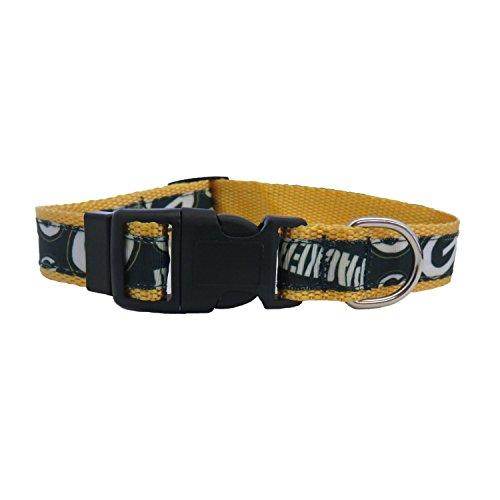 NFL Green Bay Packers Team Pet Ribbon Collar, Small]()