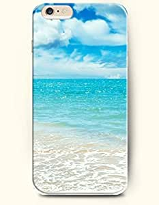 SevenArc iPhone 6 Plus Case 5.5 Inches with the Design of Sea and Beach