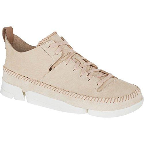 Clarks Sneakers In Pelle Scamosciata Uomo Flex Naturale Nubuck
